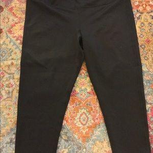 Reebok 7/8 Length Speedwick Exercise Pant Size 2XL